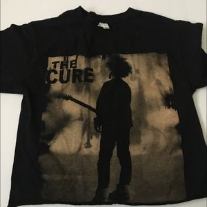 The Cure Cropped Top